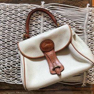 Vintage Dooney & Bourke All Weather Leather Bag